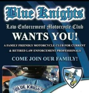 Blue Knights Wants You Pic